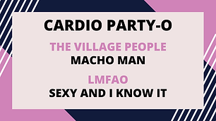 The Village People - Macho Man / LMFAO - Sexy and I Know It