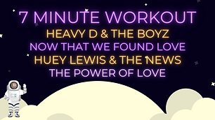 Heavy D & The Boyz - Now That We Found Love / Huey Lewis & The News - The Power of Love