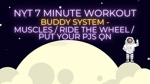 Buddy System - Muscles / Ride The Wheel / Put Your PJs On