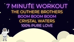 The Outhere Brothers - Boom Boom Boom / Crystal Waters - 100% Pure Love