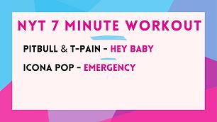 Pitbull feat. T-Pain - Hey Baby ; Icona Pop - Emergency (No whistle)