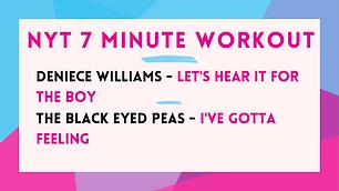 Deniece Williams - Let's Hear It For The Boy ; The Black Eyed Peas - I Gotta Feeling