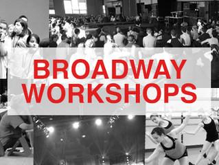 Intensive Summer in Broadway Workshop