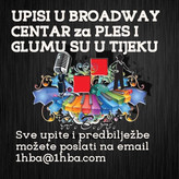 Upisi u programe Broadway Centara