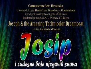 "Mjuzikl ""Josip i čudesne boje njegovih snova"""