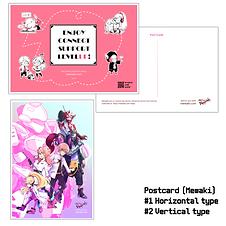 Mewaki Post card
