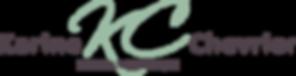 logo karine chevrier designer graphique graphiste québec canada