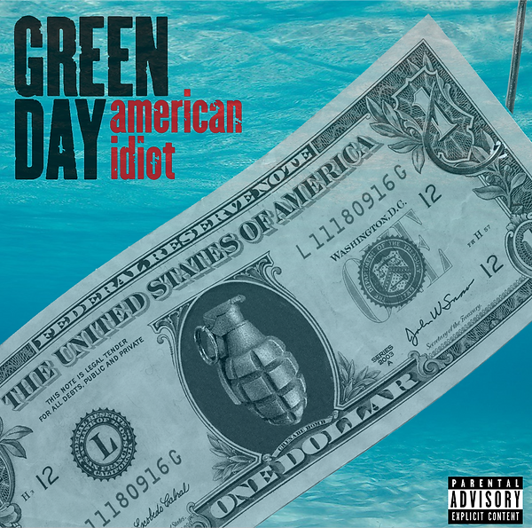 Remake CD American Idiot Green Day
