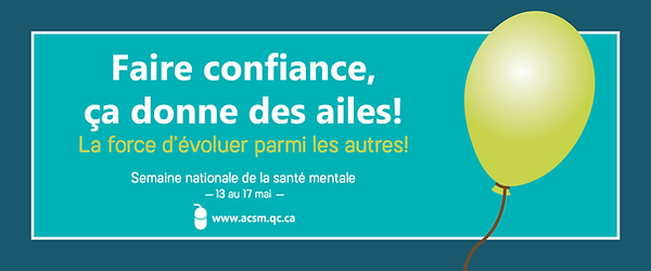 web banner bannière web santé mentale mental health facebook website kaz design