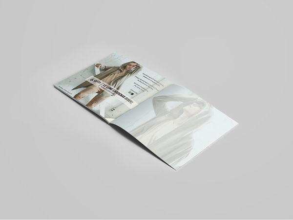 flyer look book publipostage mise en page kaz design karine chevrier simons djab