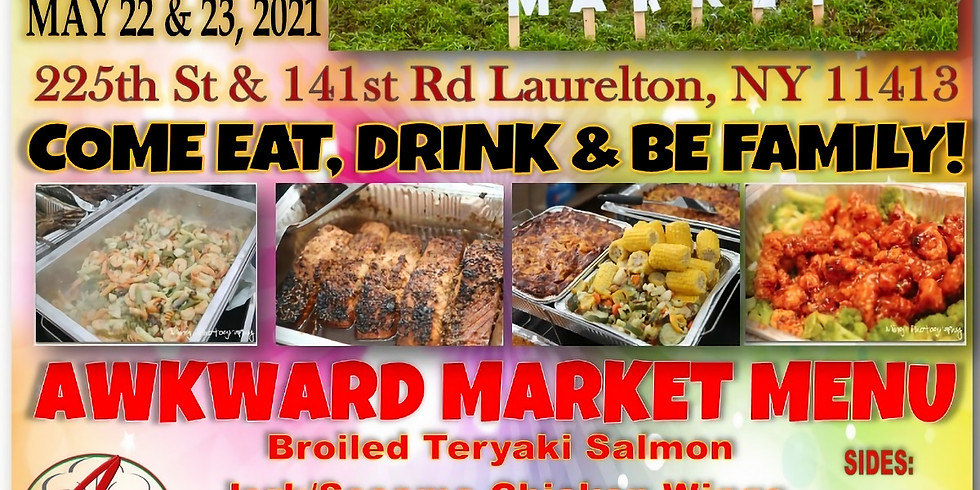 Awkward Dishes' at Laurelton Farmers Market (2)