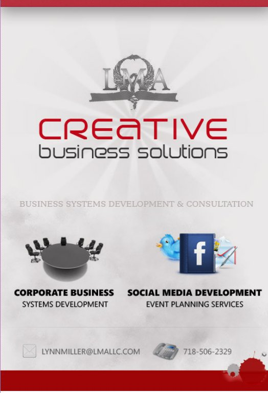 Business Development & Consultation