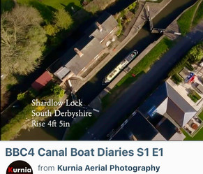 Canal Boat Diaries features Shardlow