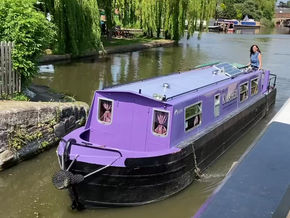 First time on a narrowboat