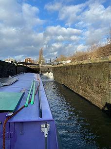 Sandiacre Lock