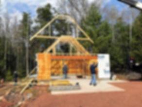 Cedar Brook Construction At Work