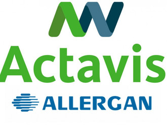 Actavis changes name in Allergan