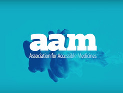 Introducing The New Association For Accessible Medicines (AAM)
