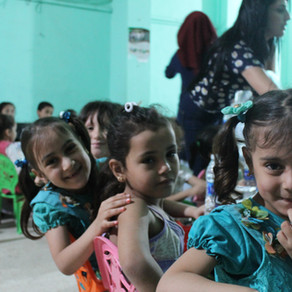 Iftar at the Nour Center: Story #5 from #200students200stories