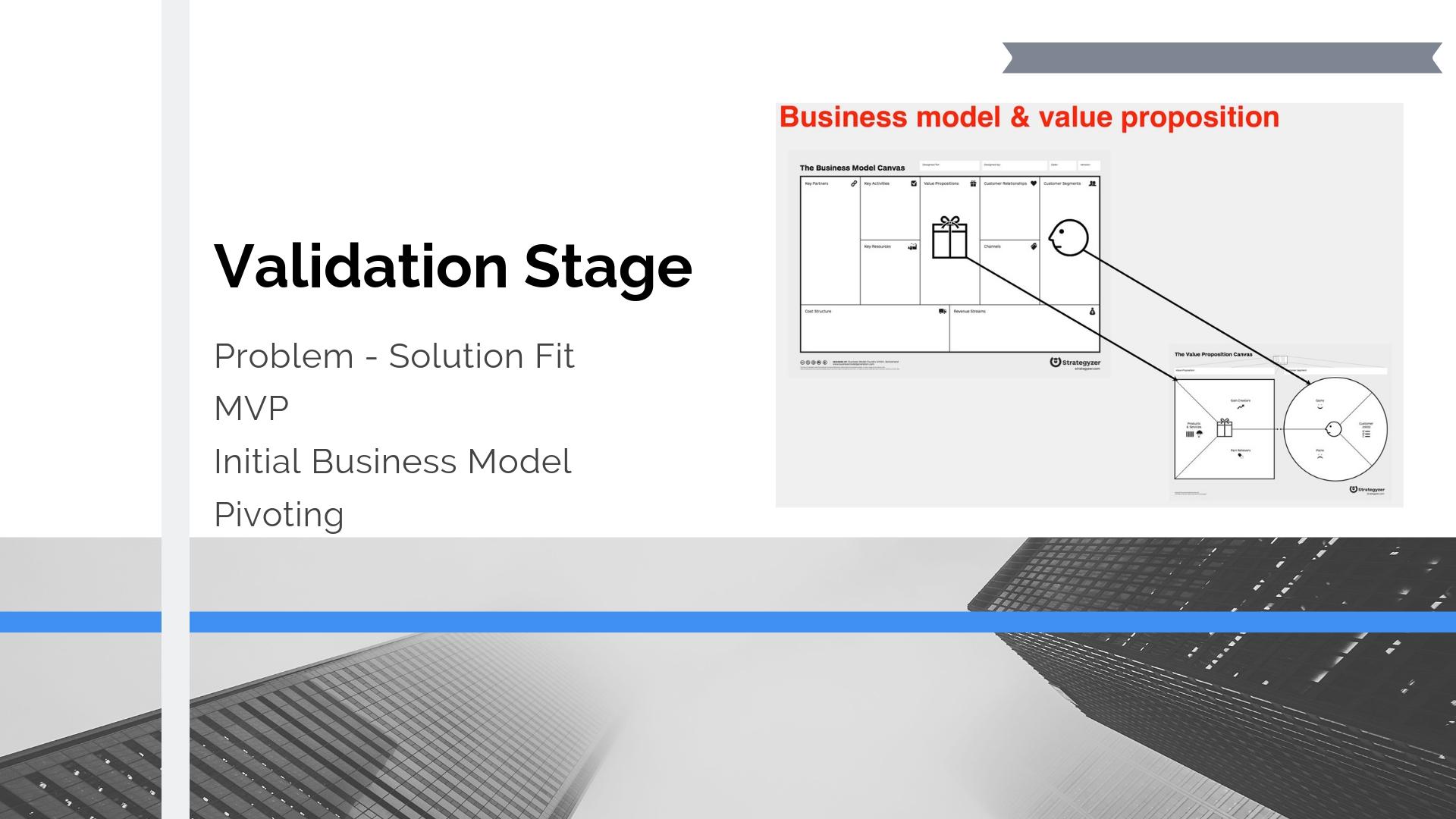 Validation-Stage