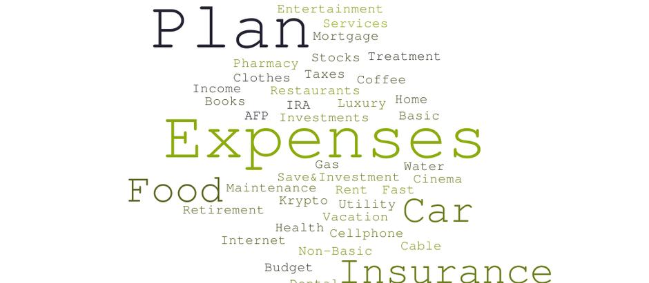 ¿Puedes aplicar la regla  50-30-20 a tu presupuesto familiar?