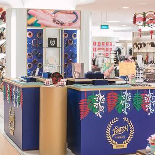 Customisation Booth