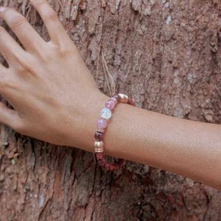 Latch Handmade Singapore Leather Bracele