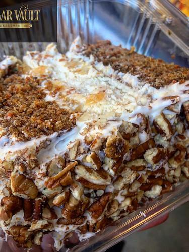 Carrot Cake Cheesecake Cake