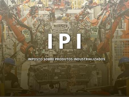 Deslocamento de produto sem mudança de titularidade não gera incidência de IPI