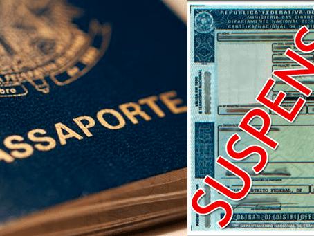 Quarta Turma não admite suspensão de passaporte para coação de devedor