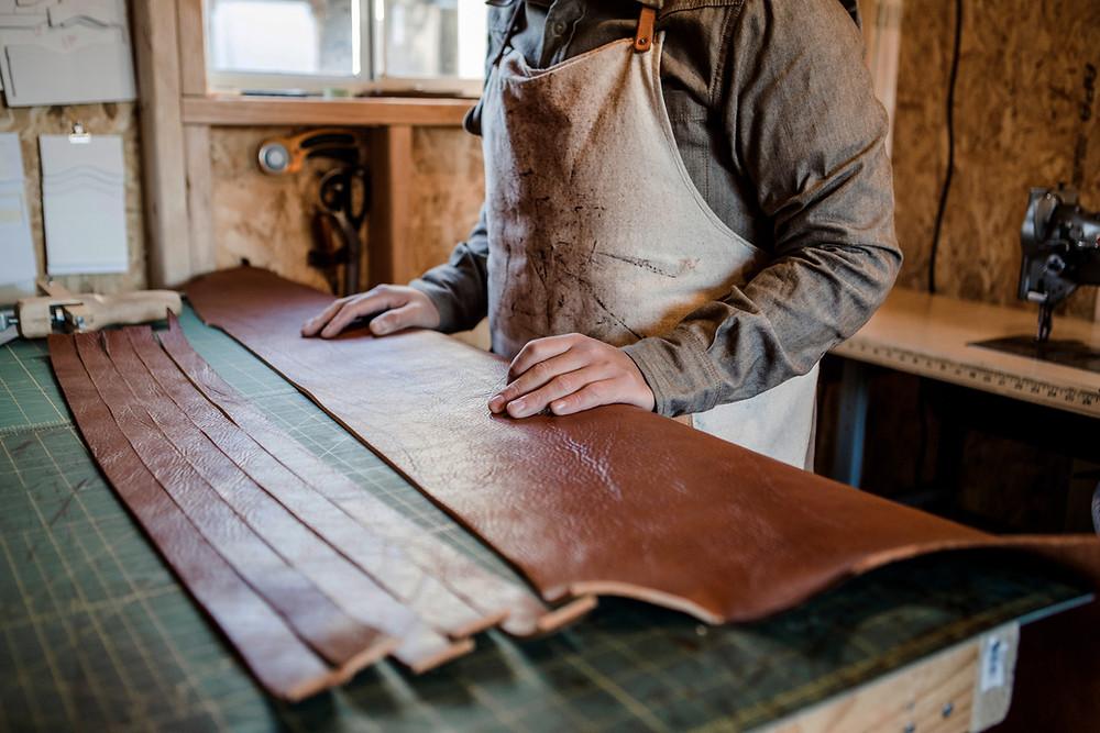 осушение воздуха при производстве кожаных изделий