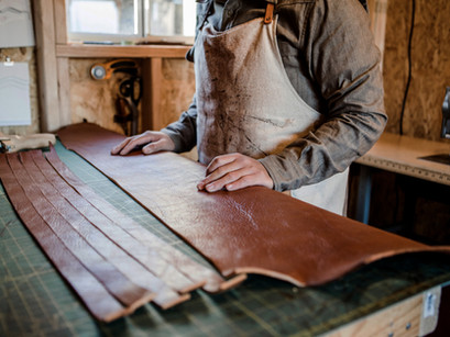 Working with leather: it's easier than you think