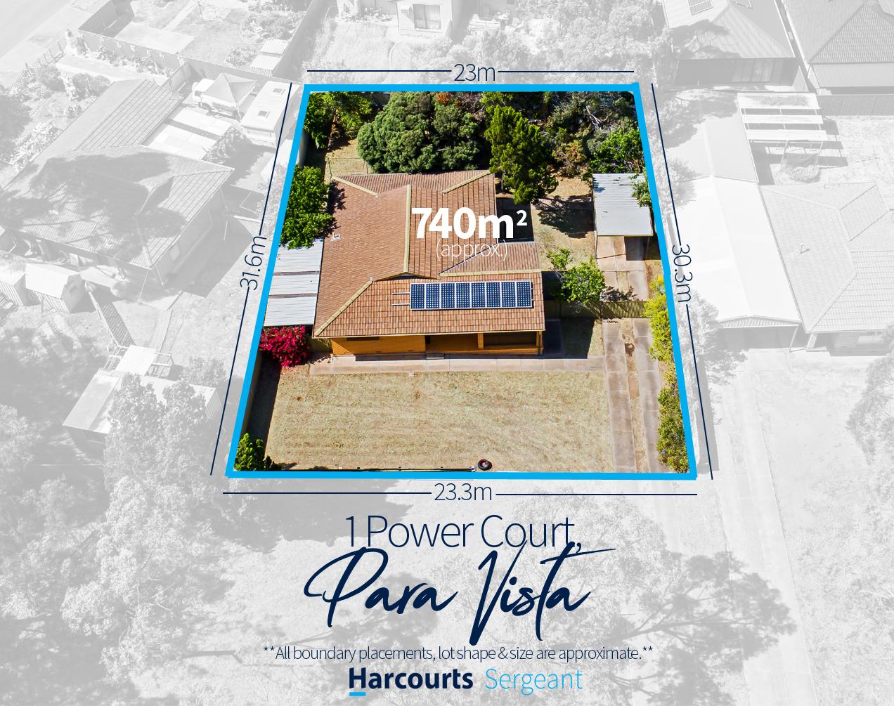 01 - Power Court, Para Vista (Aerial)