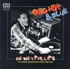 CD - Dewey Phillips - Red Hot & Blue | sunstudio