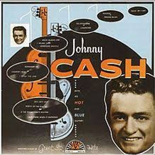 CD - Johnny Cash - With His Hot And Blue Guitar