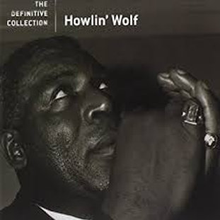 CD - Howlin' Wolf Cd - The Definitive Collection