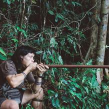 """最 后 的 婆 罗 洲 """" 野 人 """""""