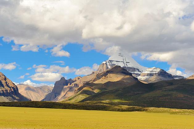 scenic landscape in environs of Mount Ka