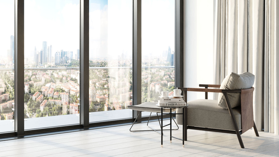 Salon Tasarımı | Livingroom Design