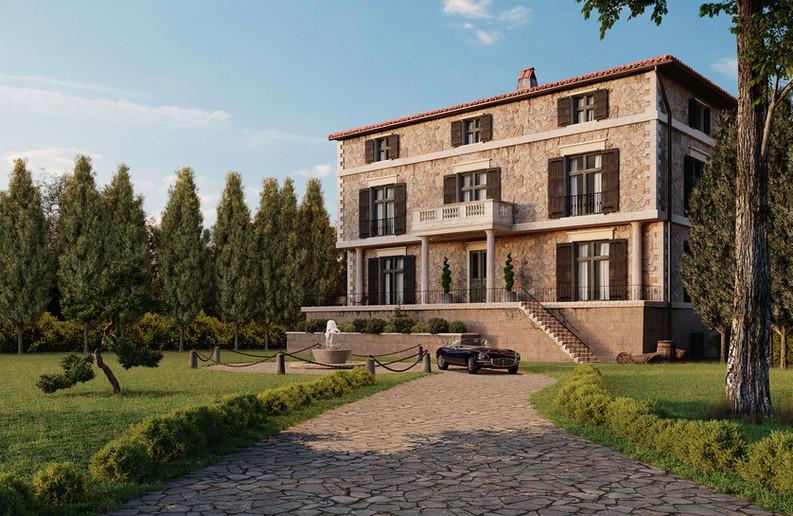 Architectural - Mimari Render Tasarım Proje