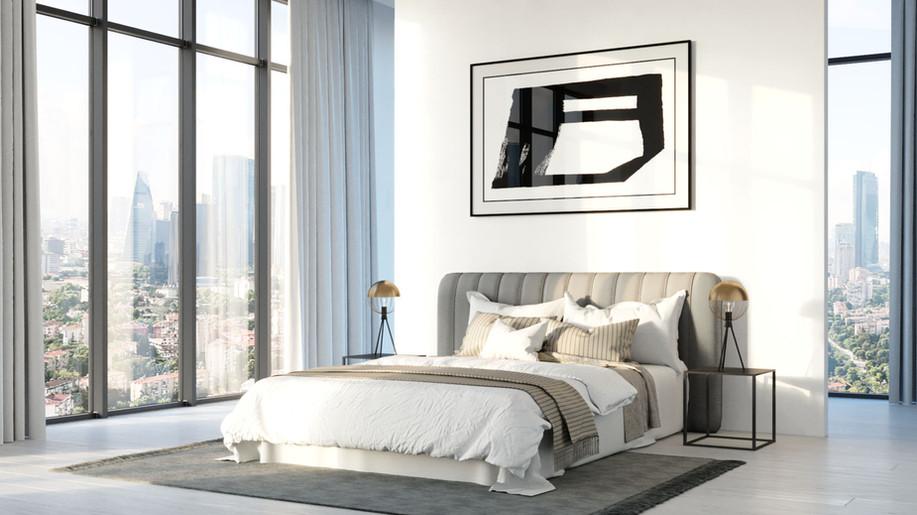 Bedroom Design | Yatak Odası Tasarımı