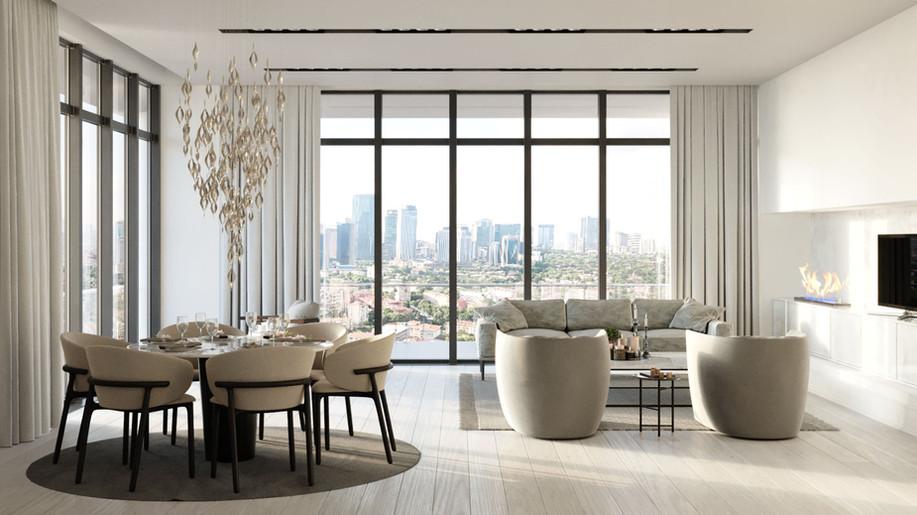 Livingroom Design | Salon Tasarımı