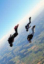 Skydiver Tracking Paraclub b