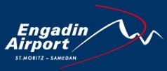 Engadin Airport Logo