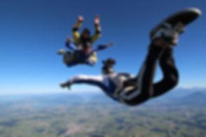 Fallschirm Tandemsprung Video