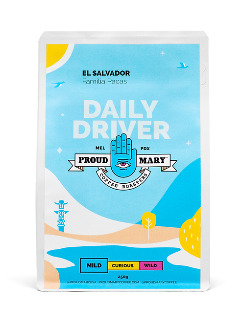 El Salvador Daily Driver Single Origin