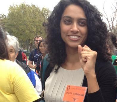Democrats of Collin County - Kavita Khandekar Chopra