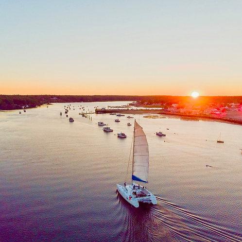 3 hr Luxury Sailing Catamaran in Key West, Florida