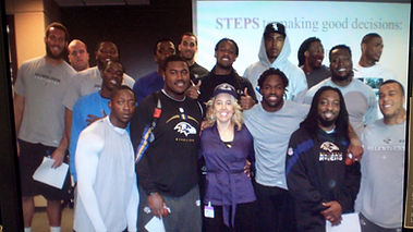 Darcy Keith, 2011 Baltimore Ravens Rookies