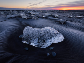 Fotocesta na Island uprostred pandémie